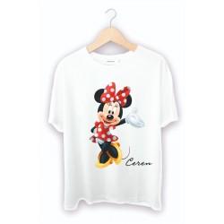 Çocuk Tişörtleri - Minie Mouse