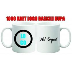 1000 Adet Kupa Bardak