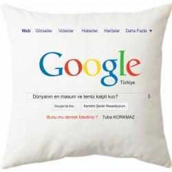 Google Yastık