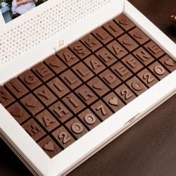 Kişiye özel Çikolata Yapımı