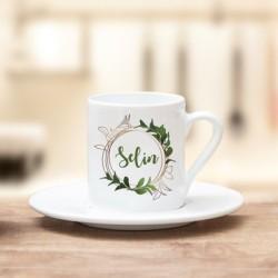 Kişiye özel baskılı Kahve fincanı