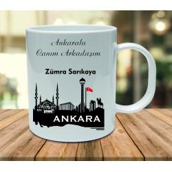 Ankaralı Canım Arkadaşım Kupa Bardak