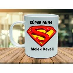 Süper Annelere Özel Kupa Bardaklar