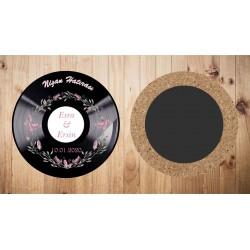 Plak Magnet - Nişan Hatırası - Magnet Bakırköy