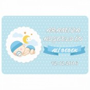 Baby Shower Magnetleri