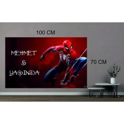 Örümcek adam Parti Afişi
